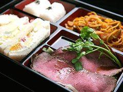 松花堂お弁当ランチ